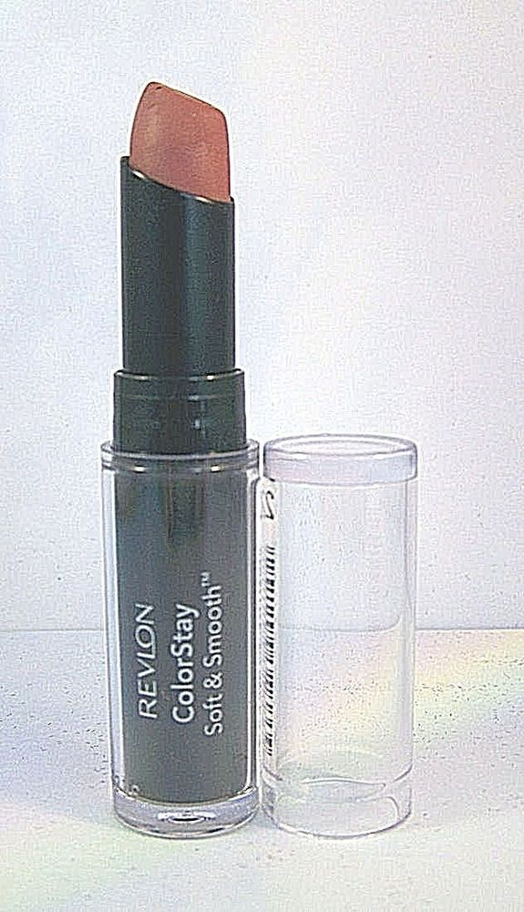 Revlon Lip Color Colorstay Soft & Smooth Lipstick - Nude Allure 202 #Revlon