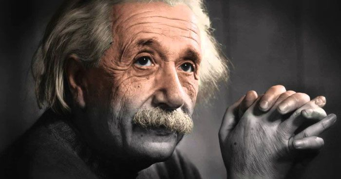 More than just a scientist, Einstein saw the universe as a profound and harmonious whole that was spiritual in origin.