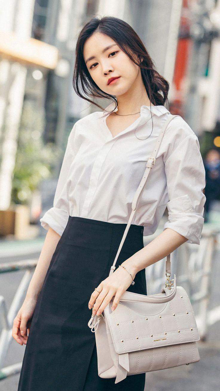 Naeun Apink Aesthetic Pink in 2020 | Fashion idol, Kpop ...
