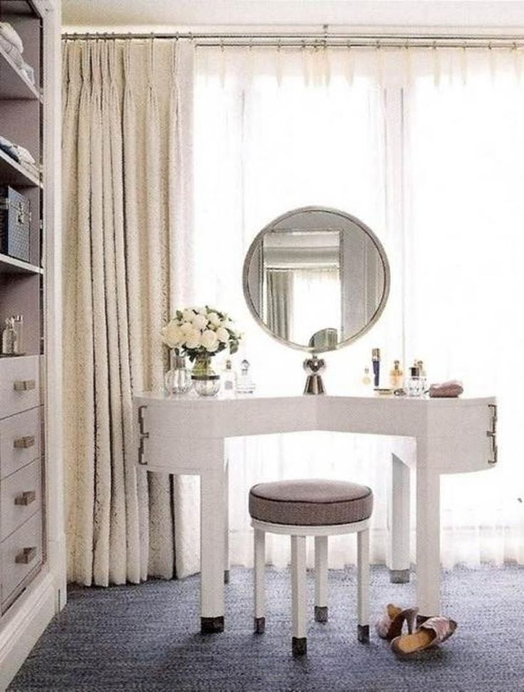 bedroom makeup vanity 17 best ideas about dressing table modern on 10564