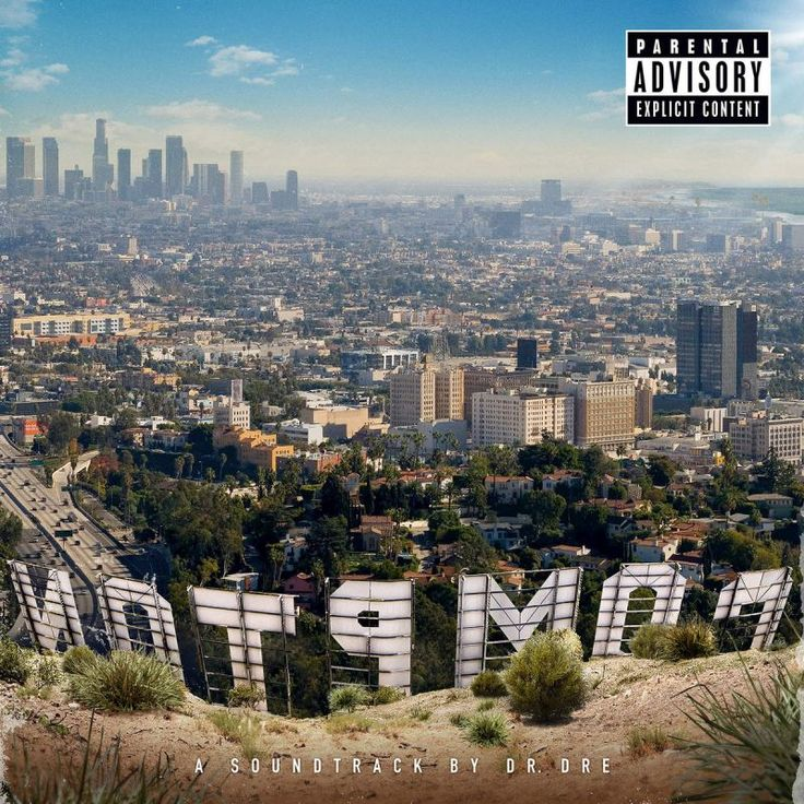 """After Dr. Dre held out for YEARS, partnered up with Lovine, got a couple hundred million out of it in Apple's acquisition of Beats, he is now releasing an album! The upcoming NWA film inspired Dre to record a new album properly titled, """"Compton: A Soundtrack by Dr. Dre""""."""