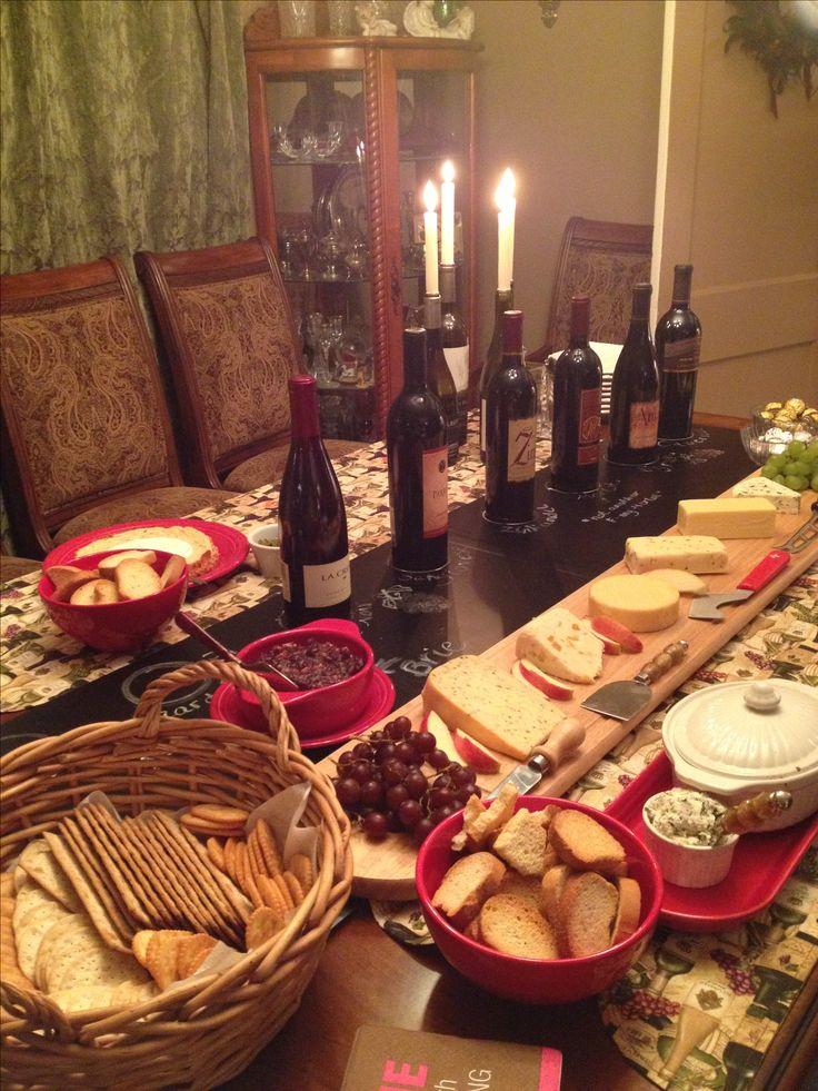 Wine Dinner Party Ideas Part - 15: 4437c226e1179b0845b99b7b06ca1069--wine-tasting-party-wine-parties.jpg