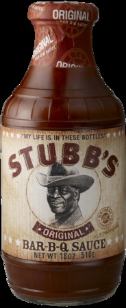 "My first BBQ hero, C.B. ""Stubb"" Stubblefield."