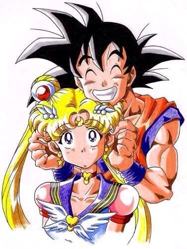 Dragonball moon x