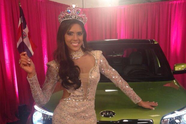 Francisc lachapel Nuestra Belleza Latina 2015