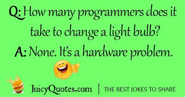Funny Computer Joke - 2