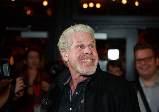 Ron Perlman at event of 13 Sins (2014)