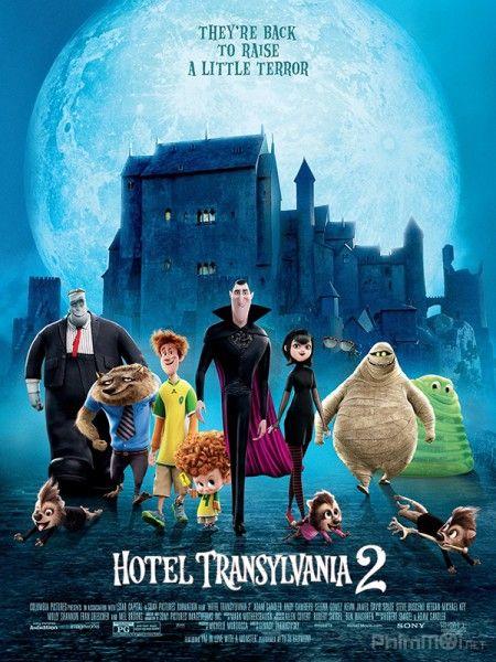 Khách sạn huyền bí 2 - HD