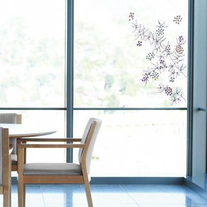 les 27 meilleures images du tableau la deco pour les vitres sur pinterest la deco. Black Bedroom Furniture Sets. Home Design Ideas