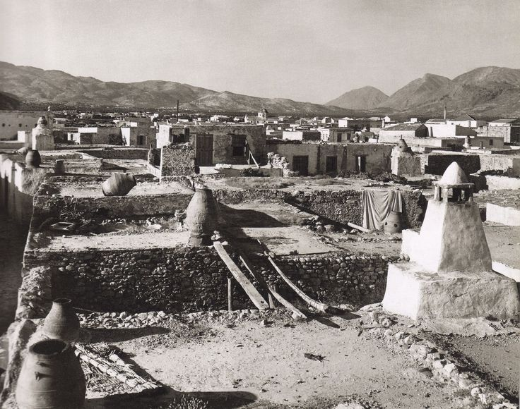 Ierapetra - Crete, 1911 - photo by Frédéric Boissonnas