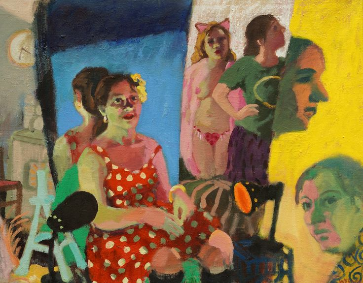 Wendy Sharpe - Recent Work