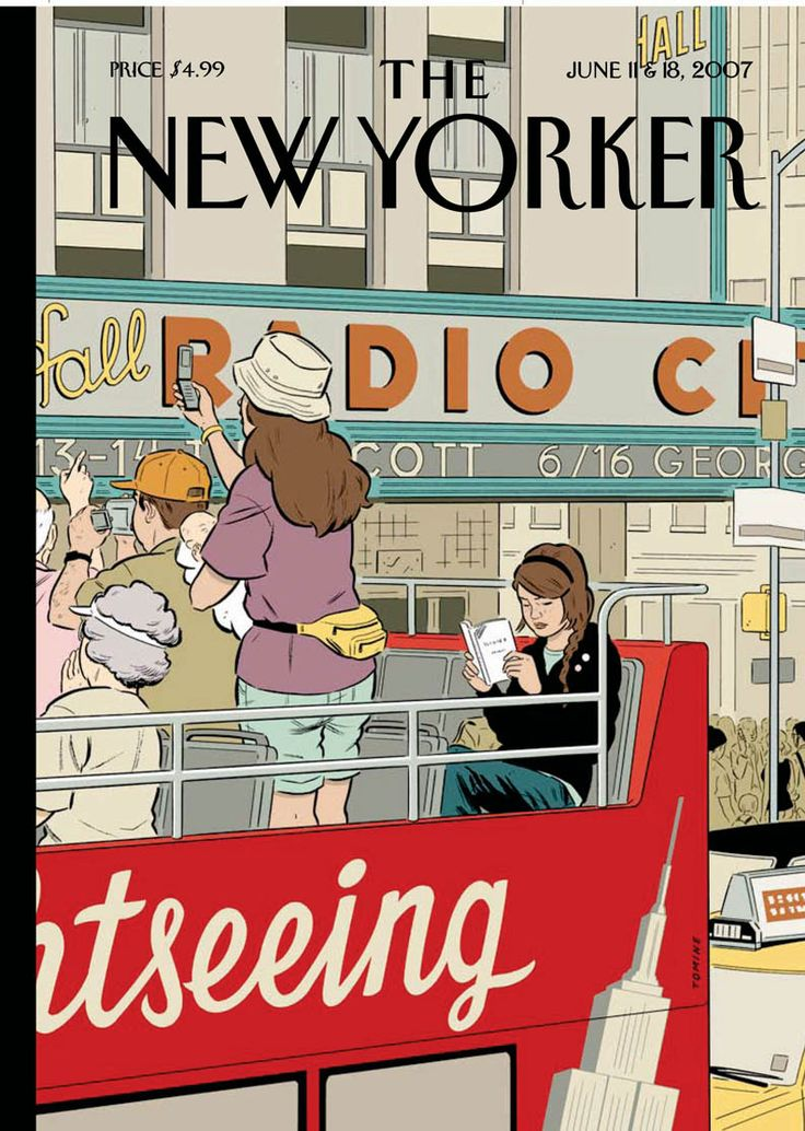 The New Yorker 25