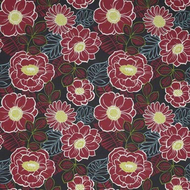 Warwick Fabrics : FABLE, Colour SPLICE