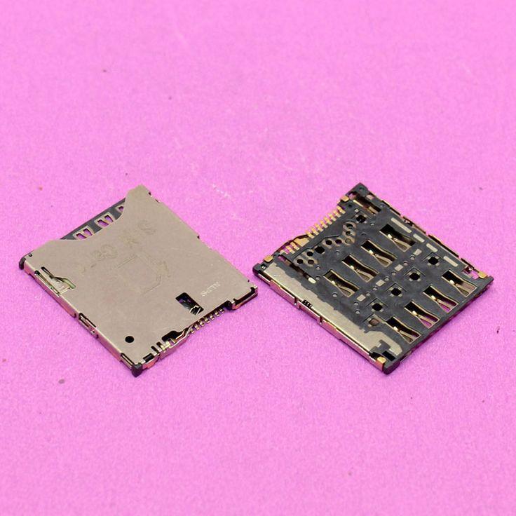sim card reader module slot tray holder socket repalcement