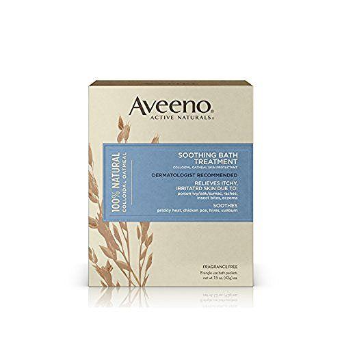 Aveeno Soothing Bath Treatment, 8 Count, net wt. 1.5oz., http://www.amazon.com/dp/B000UEAARO/ref=cm_sw_r_pi_awdm_y.XlybD3QNHFM