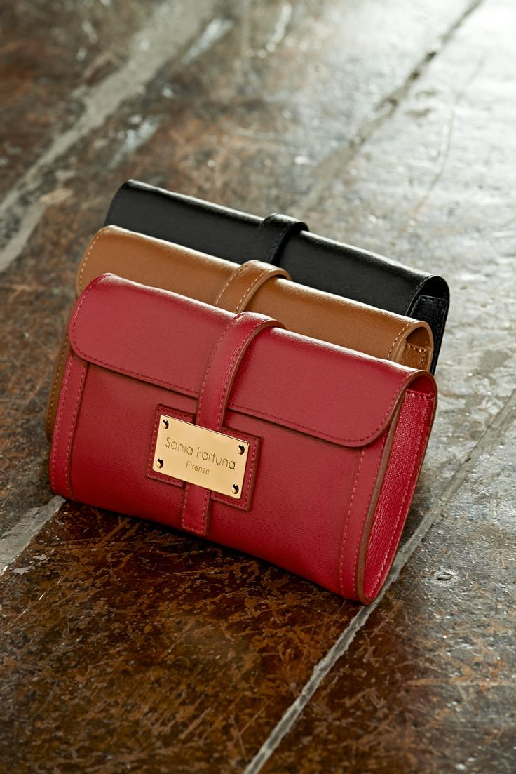 Sonia Fortuna FW 2014-15 Clutches  Perfect idea for Christmas gift! Have a look and choose your favorite!