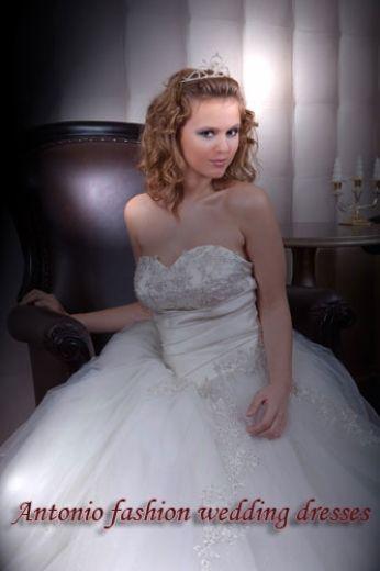 Νυφικό φόρεμα Antonio Garandi! Antonio Garandi wedding fashion
