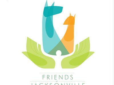 Friends of Jacksonville Animals #Logo