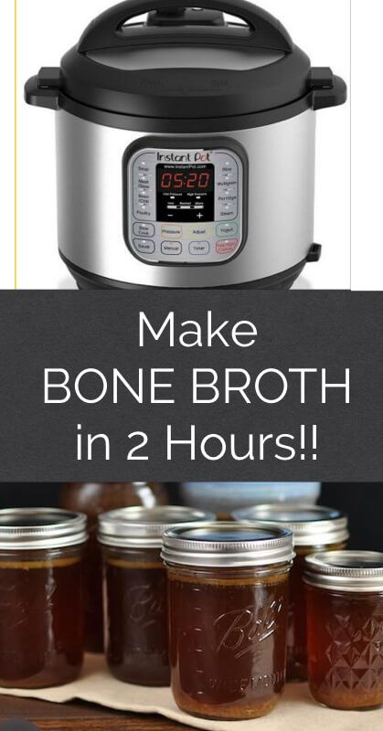 How to Make Bone Broth in an Instant Pot in 2 Hours! - Oh Lardy! Want all the Oh Lardy awesomeness delivered right to your inbox?  Grab our newsletter here: https://il313.infusionsoft.com/app/form/d0d7082c8e0308d3bca548dedc511cae