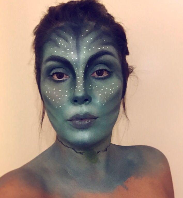 Avatar Full Movie Youtube: 17 Best Ideas About Avatar Makeup On Pinterest