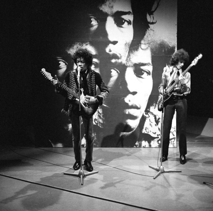 Jimi Hendrix & Noel Redding