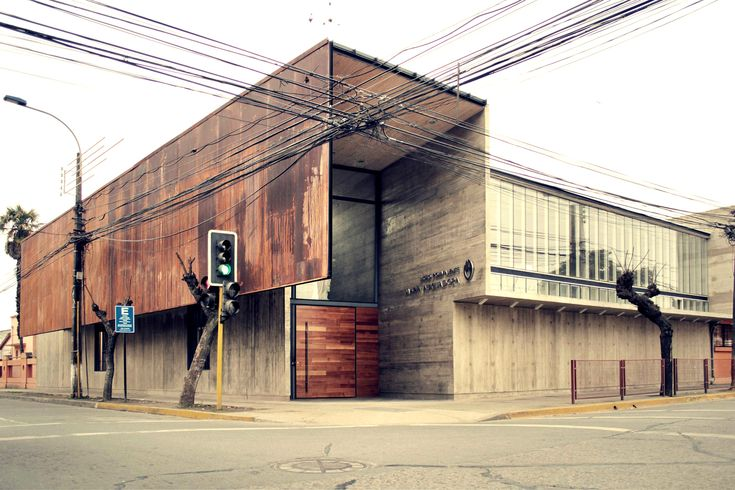 Galería de Edificio Administrativo Curricular Liceo María Auxiliadora / Surco Studio - 1