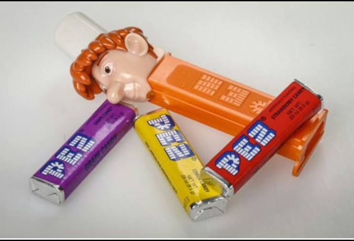 Remember the Pez collecting craze?