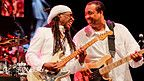 Legendary Nile Rogers and Chic at #glastonbury #nilerogers #getlucky #chic