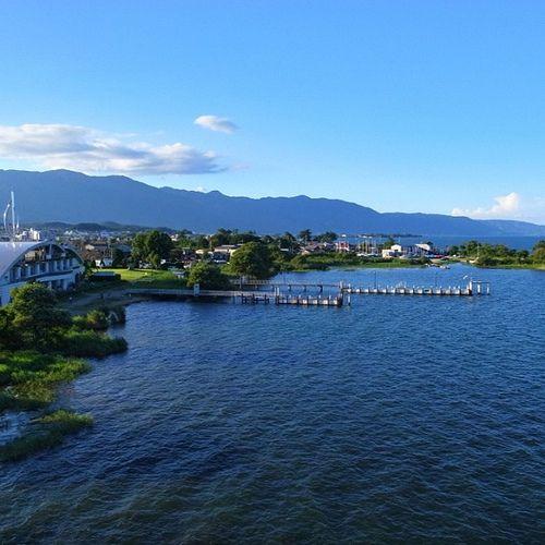 Blue Lakeside