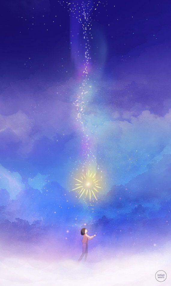 Studio Ghibli Howl Bookmark Howl's Moving by SugarmintsArtstore
