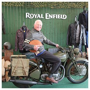 Explore the latest motorcycles from Royal Enfield, the two wheeler manufacturer of Bullet, Classic & Cafe Racer series motorcycles in India.