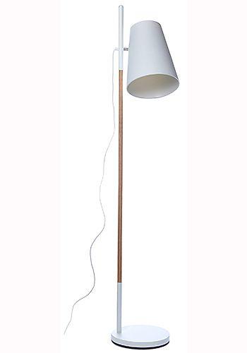 Design by Frandsen Hideout-Lattiavalaisin, Valkoinen