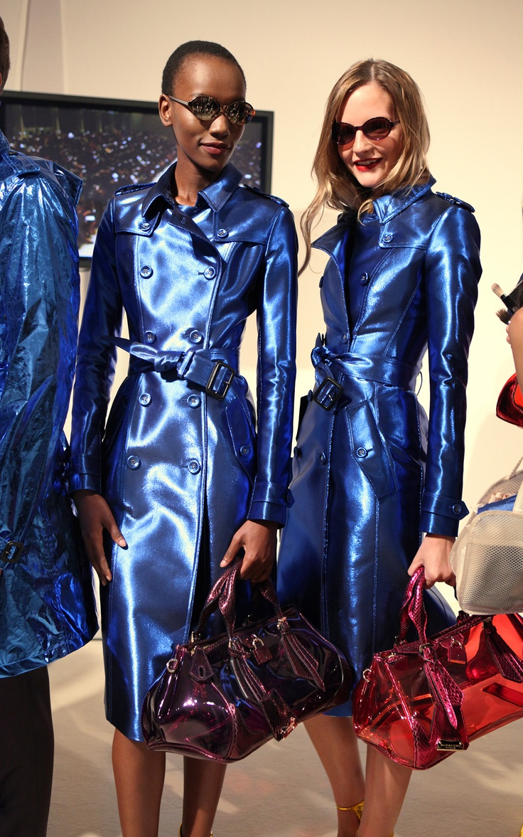 Backstage at the Burberry Prorsum Womenswear Spring/Summer 2013 Show: Burberry Ss13, Fashion Details, Fashion Events, Prorsum Womenswear, Womenswear Springsumm, Spring Summ 2013, Burberry Prorsum, Forward Ss, Forward Spring Summer