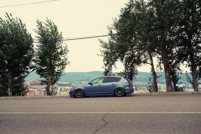 Mazda 3/BK