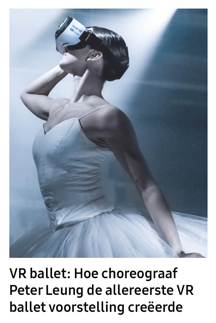 Altijd al tussen de ballerina's willen staan? Maar ook niet zo goed in op spitzen dansen? Eind augustus kun je met onze Gear VR alsnog het podium op, tussen de dansers van het Nationale Ballet. In een dome op de Uitmarkt van Amsterdam waan je jezelf in een heuse VR ballet voorstelling. We spraken de choreograaf (en ex-danser) Peter Leung over zijn nieuwste, vooruitstrevende werk.