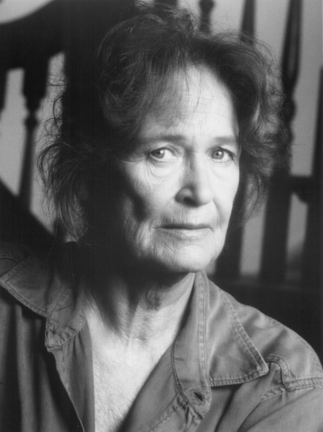 A younger version of Colleen Dewhurst would make a perfect Mother Ivy.