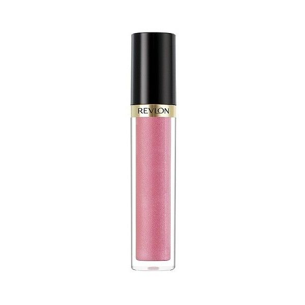 Revlon Super Lustrous Lip Gloss - Pinkissimo ($6.99) ❤ liked on Polyvore featuring beauty products, makeup, lip makeup, lip gloss, pinkissimo, revlon, lip glaze, lips makeup, moisturizing lip gloss and lip shine