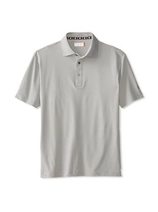 60% OFF Ben Hogan Men's Edge Solid Polo (Alloy)
