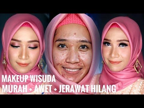 Langkah Langkah Memakai Make Up Untuk Wajah Berminyak Dan Berjerawat