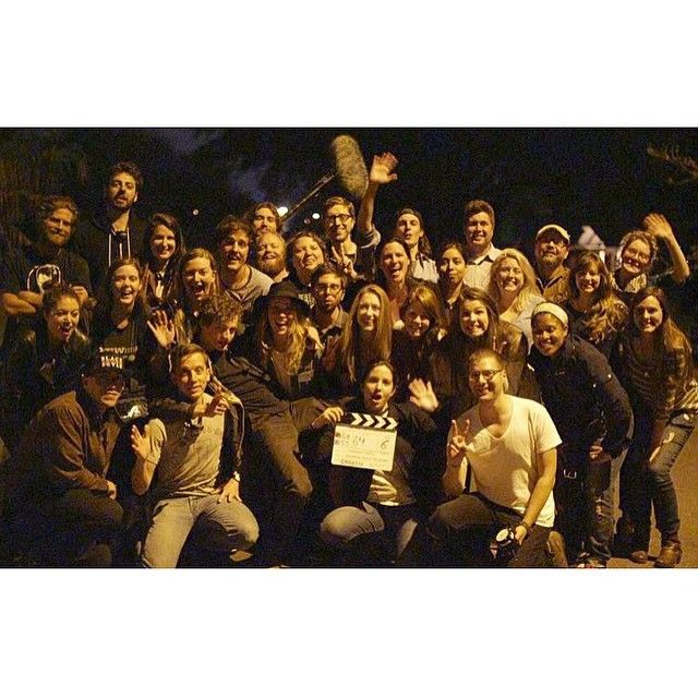 #tbt wrap on @hannahfidell's 6 YEARS! #SXSW here we come  #regram from @drozpalermo.