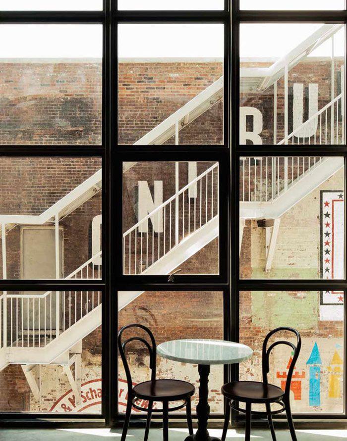 Wythe Hotel   Brooklyn, NYC.   yellowtrace blog »