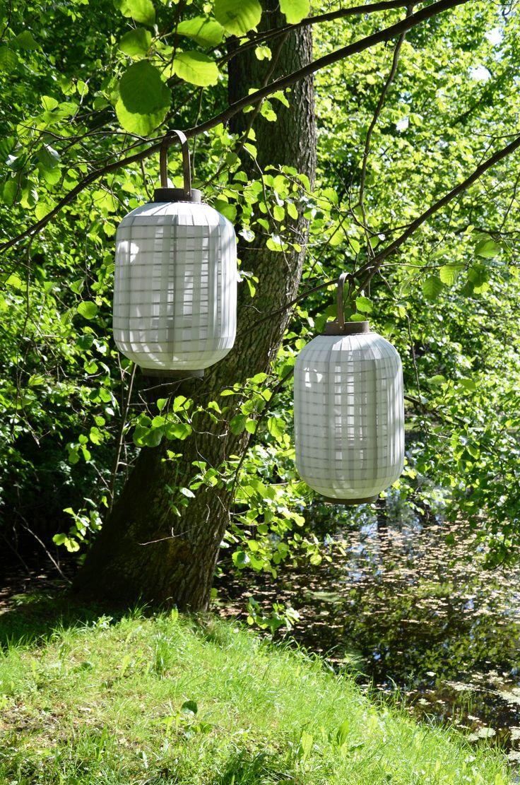 lampiony ogrodowe MILOO. Kolekcja Sisters