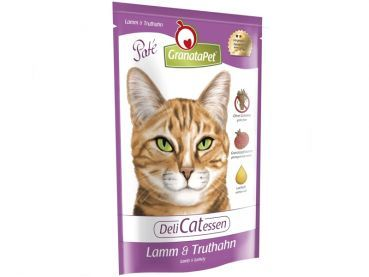 GranataPet Cat DeliCatessen Lamm & Truthahn Katzenfutter.  #getreidefrei #glutenfrei #katzenfutter #onlineshop #petsworldandmore