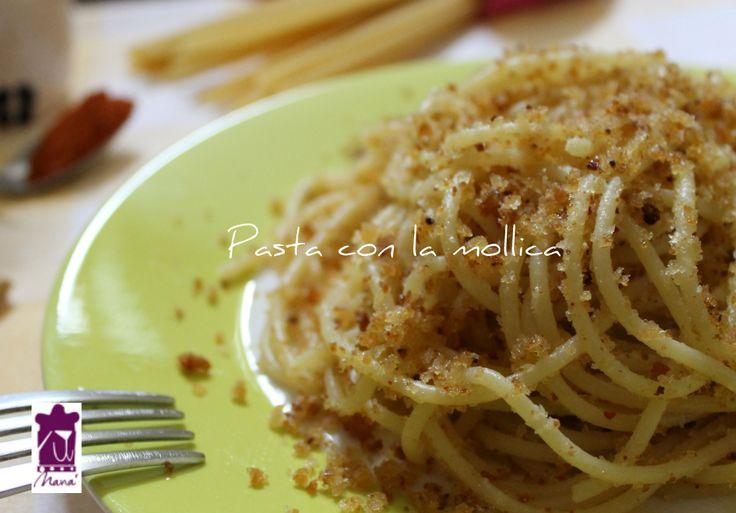 Pasta con mollica|Ricetta Basilicata|Pasticciando con Magica Nanà