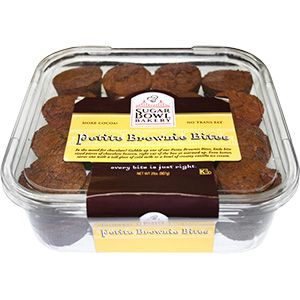 Sugar Bowl Bakery Petite Brownie Bites @ Costco!!!