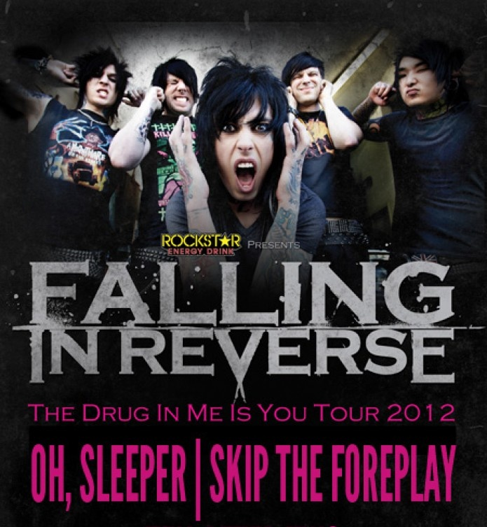 17 Best Images About Falling In Reverse On Pinterest