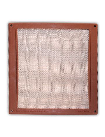 The Mobe Mouse Mesh is a weather resistant framed product with a stainless steel mesh that forbids rodents access to your home via your air bricks.You'll still be able to allow your walls to breathe and your larder to be aired, but without the risk of rodents getting in.