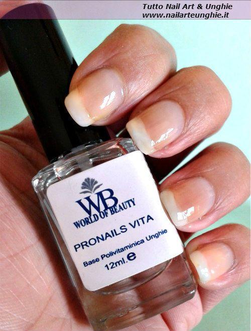 <p>Pro Nails Vita Word of Beauty: la soluzione che cercavi per le tue unghie! Dopo le ferie estive le unghie possono risultare indebolite a causa dell'azione aggressiva dell'acqua del mare, del vento e della sabbia. Per ridareloro tutta la forza che serve per farle ricrescere sane e robuste occorre utilizzare …</p>