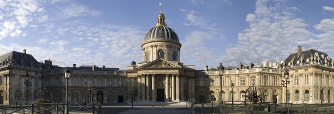 Académie Française - http://blog.feel-like-ohm.com/paris-musees-et-monuments/academie-francaise/