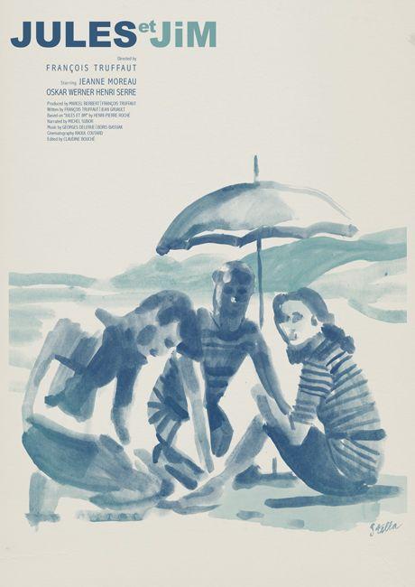 Jules et Jim - François Truffaut